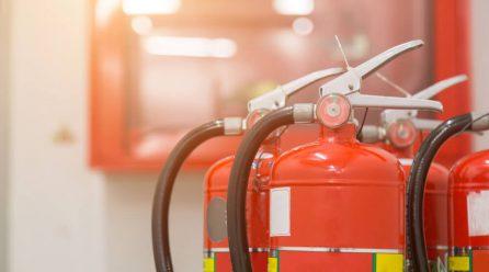 Procedura kontroli przeciwpożarowej w pigułce