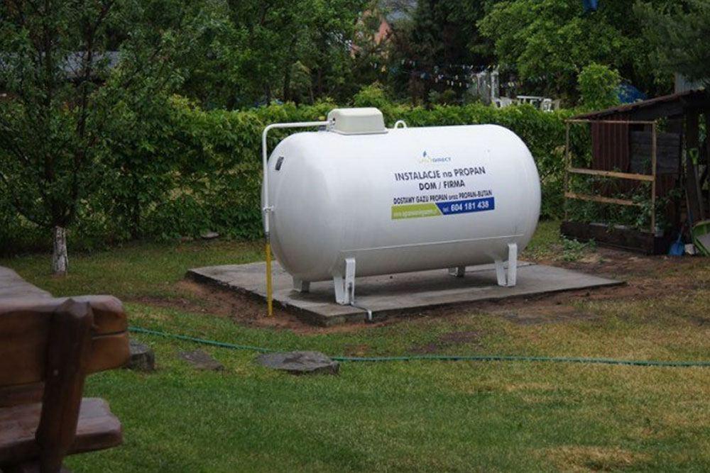 Jaki zbiornik na gaz płynny propan wybrać na przydomową posesję?