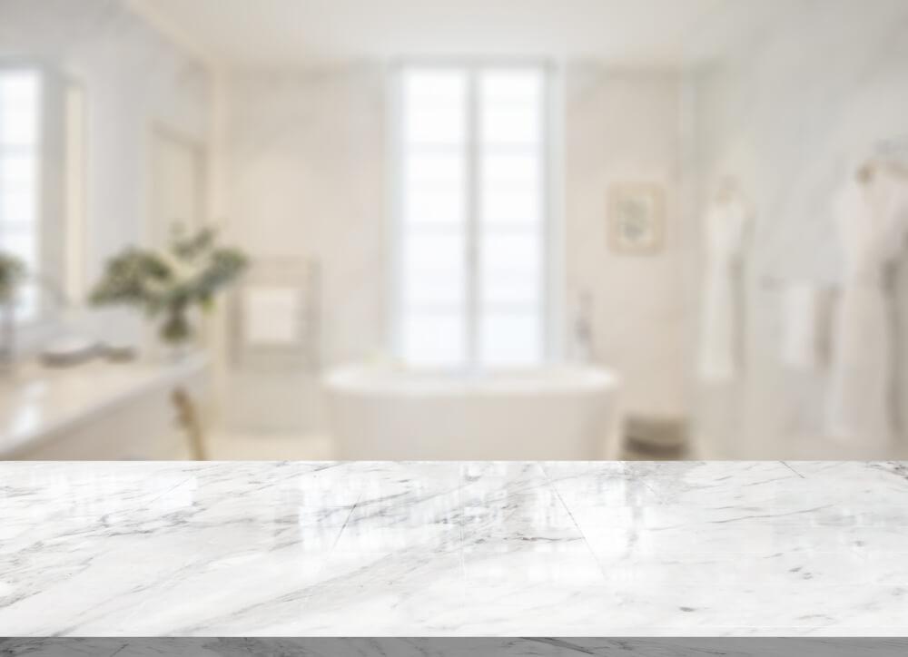 Jak pielęgnować powierzchnie z marmuru?